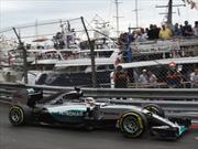F1 GP de Mónaco, pole para Hamilton y Mercedes