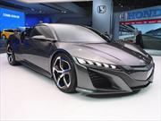 Acura NSX Concept II, rediseñado y con nuevos interiores