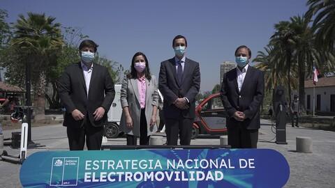 Sorpresa: Chile quiere dejar de vender autos a combustión desde el 2035
