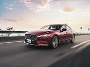 Mazda 6 2019 a prueba