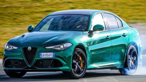 La transición de Alfa Romeo: hacia la electrificación sin la plataforma Giorgio