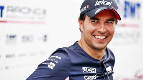 F1: Se oficializó la llegada de Sergio Pérez a Red Bull