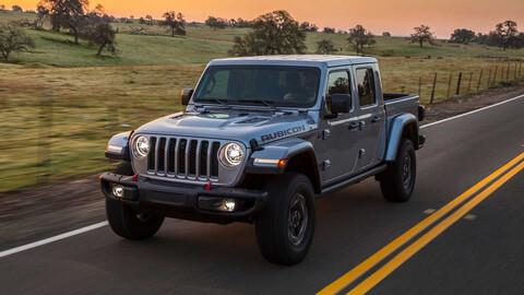 La Jeep Gladiator se lanza en Argentina este verano