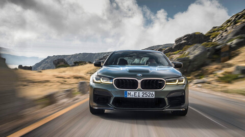 BMW M5 CS: La obra máxima de M Performance