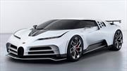 Bugatti Centodieci 2020, es más que un Chiron con alma de EB110