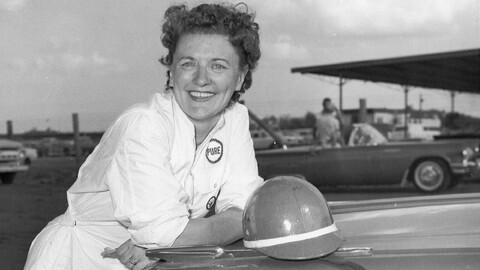 Muere Vicki Wood, la piloto de carreras que rompió la barrera de género