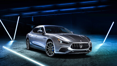 Maserati Ghibli Hybrid 2021, el primer modelo electrificado de la marca del tridente