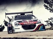 Sébastien Loeb y el Peugeot 208 T16 fueron invencibles en Pikes Peak