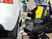 En Estados Unidos un conductor paga $300 dólares al año para reparar los daños de los baches