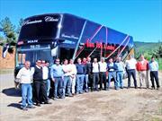 MAN Alemania irrumpe en Chile en el mercado de los buses