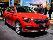 Skoda Kamiq, los checos completan su familia de SUV