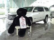 Cadillac y Fredo & Friends entregan donativos recaudados en subasta