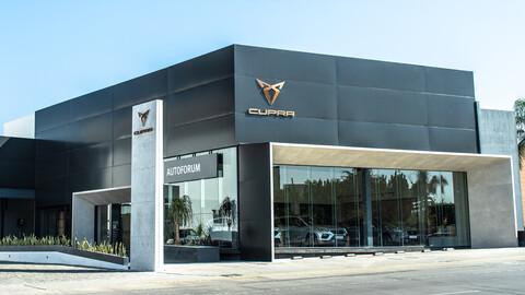 Abre un nuevo CUPRA Garage en México, es el primero de servicio integral fuera de Europa