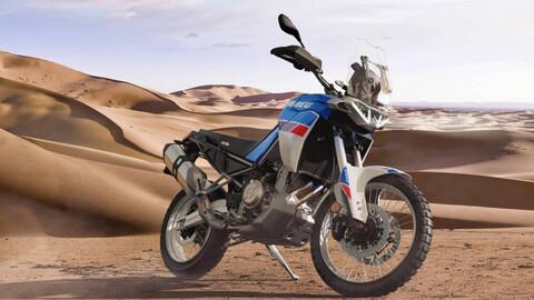 Aprilia Tuareg 660 2022 nace una nueva trail italiana