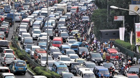En 2020, Bogotá tuvo el peor tráfico vial del continente