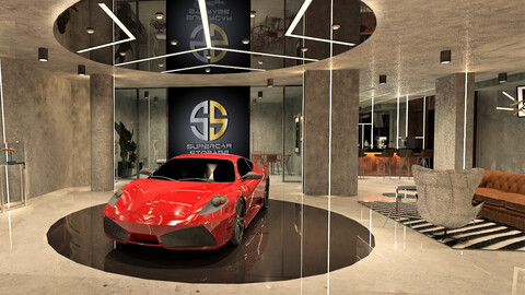 Supercar Storage Santiago, nace el primer servicio de custodia y mantenimiento de autos de colección