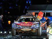 Peugeot gana el Dakar 2018