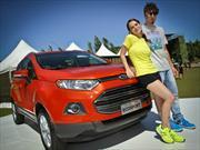 Ford EcoSport ahora inspira el nuevo look Aerodynamic Hairstyle