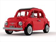 ¿Un FIAT 500 de Lego? Vota para que se haga realidad