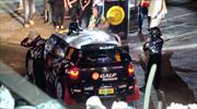 Araujo en su MINI WRC será el primero en correr en el Rally de Guanajuato