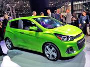 Chevrolet Spark 2016: La nueva generación