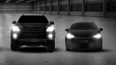 Chevrolet Cruze RS o Midnight y S10 Z71 se estarían acercando a Argentina