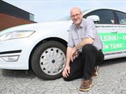Ford Mondeo ECOnetic impone récord de rendimiento de combustible