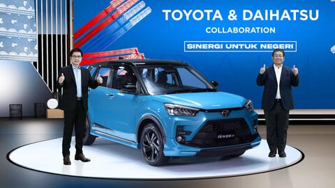 Toyota Raize sale de Asia y llegará a Latinoamérica