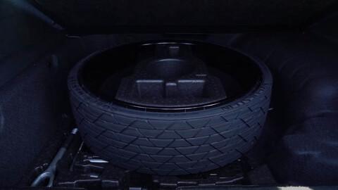 ¿Cómo funcionan los neumáticos de repuesto plegables?
