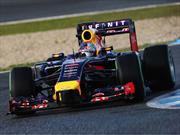 F1 Red Bull comenzó el 2014 con el pie izquierdo
