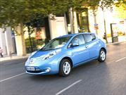 Nissan LEAF es el auto eléctrico más vendido de 2014 en el mundo