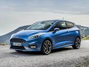 Ford Fiesta ST 2019, entrando al Ford Performance