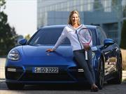 Un Porsche Panamera Turbo para Angelique Kerber