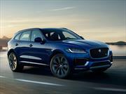 Jaguar F-Pace: Auto del Año en Inglaterra