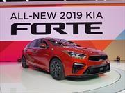 KIA Forte, la apuesta más importante de la marca en Detroit