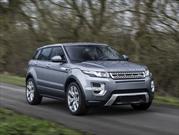 Range Rover Evoque cumplió cinco años