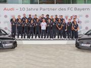La alianza entre Audi y el FC Bayern Munich cumple 10 años