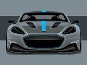 En 2019 arranca la producción del Aston Martin Rapide eléctrico