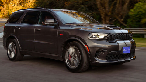 Manejamos la Dodge Durango SRT 2021