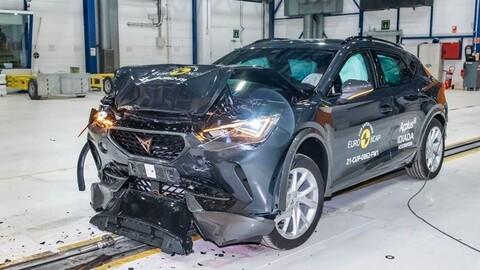 CUPRA Formentor recibe 5 estrellas de Euro NCAP por el alto nivel de seguridad que ofrece