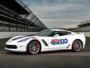 Indy 500: el Corvette Grand Sport será el pace car de 2017