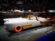 Golden Sahara II, el concepto autónomo de los años 50 es restaurado