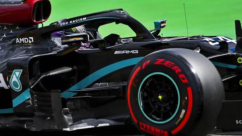 F1 GP de Bélgica  2020: Ferrari en crisis y Hamilton imbatible