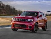Jeep Grand Cherokee Trackhawk 2018 llega a Estados Unidos con un precio de $85,900 dólares