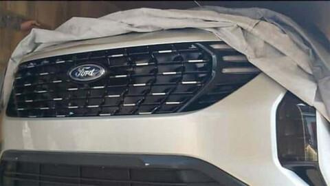 La Ford Ecosport 2021 podría tener genes de Mahindra