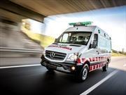 140 Mercedes-Benz Sprinter fueron entregadas al SAME