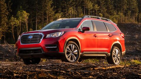 Subaru despertará a finales de 2020 con tres novedades para Chile