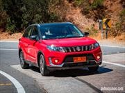 Suzuki Vitara 2019 se pone a la venta