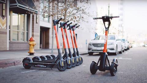 Ford prepara una nueva línea de patinetas eléctricas semi-autónomas