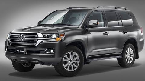 Toyota Land Cruiser 2021 llega a México, la camioneta más grande de Toyota es todoterreno